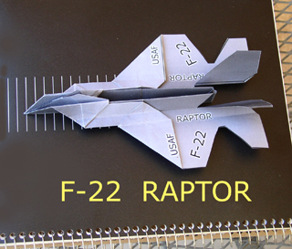 Learn origami make a paper Fish