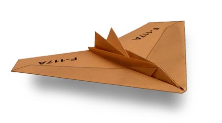 AIRPLANES PAPER
